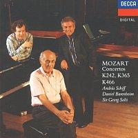 Daniel Barenboim, András Schiff, Sir Georg Solti, English Chamber Orchestra – Mozart: Piano Concerto No.20; Concerto for 2 Pianos; Concerto for 3 Pianos