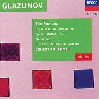 L'Orchestre de la Suisse Romande, Ernest Ansermet – Glazunov: The Seasons; Two Concert Waltzes; Stenka Razin