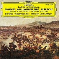 "Gundula Janowitz, Erich Schellow, Berliner Philharmoniker, Herbert von Karajan – Beethoven: ""Egmont""; Wellington's Victory; Military Marches"