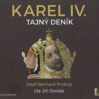 Jiří Dvořák – Karel IV. - Tajný deník (MP3-CD)