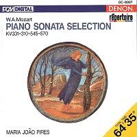 Maria-Joao Pires, Wolfgang Amadeus Mozart – Mozart: Piano Sonata Selection