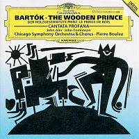 Chicago Symphony Orchestra, Pierre Boulez – Bartók: The Wooden Prince; Cantata Profana