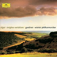 Přední strana obalu CD Elgar: In the South; Enigma Variations