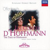 Placido Domingo, Dame Joan Sutherland, Gabriel Bacquier, Richard Bonynge – Offenbach: Les Contes d'Hoffmann - Highlights