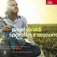 Pavel Šporcl, Pražská komorní filharmoie – Vivaldi: Čtvero ročních dob - Bach: Koncert pro dvoje housle MP3