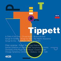 Různí interpreti – Tippett: Vocal Music [4 CDs]