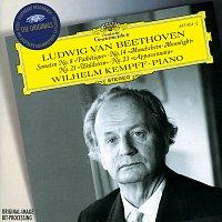 Wilhelm Kempff – Beethoven: Piano Sonatas Nos.8, 14, 21 & 22
