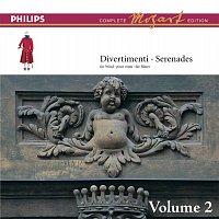 Různí interpreti – Mozart: The Wind Serenades & Divertimenti, Vol.2 [Complete Mozart Edition]