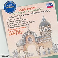 Vladimír Ashkenazy, Philharmonia Orchestra – Mussorgsky: Pictures at an Exhibition