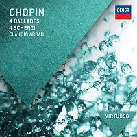 Claudio Arrau – Chopin: 4 Ballades; 4 Scherzi
