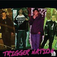 Přední strana obalu CD Trigger Nation