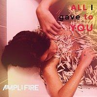 Přední strana obalu CD All I Gave To You