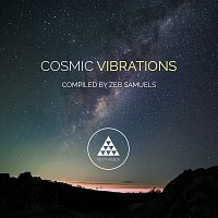 Přední strana obalu CD Cosmic Vibrations
