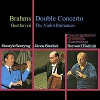 Henryk Szeryng, János Starker, Royal Concertgebouw Orchestra, Bernard Haitink – Brahms: Double Concerto / Beethoven: 2 Romances