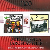 Milan Lasica – Bolo nás jedenásť / Sťahovaví vtáci (OPUS 100)