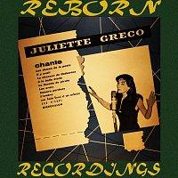 Juliette Gréco, André Grassi et Son Orchestre, André Grassi, son orchestre – Chante (HD Remastered) (feat. André Grassi & son orchestre)
