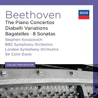 Stephen Kovacevich, BBC Symphony Orchestra, London Symphony Orchestra – Beethoven: The Piano Concertos; Diabelli Variations; Bagatelles; 8 Sonatas [6]