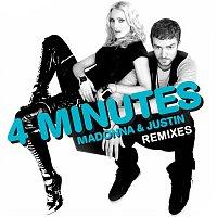 Madonna, Justin Timberlake, Timbaland – 4 Minutes - The Remixes