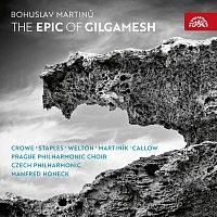 Přední strana obalu CD Martinů: Epos o Gilgamešovi