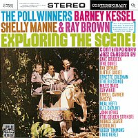 Barney Kessel, Shelly Manne, Ray Brown – The Poll Winners: Exploring the Scene