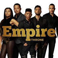 Empire Cast, Sierra McClain, V. Bozeman – Throne