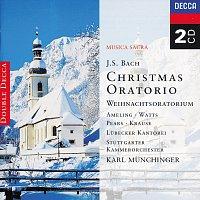 Elly Ameling, Helen Watts, Sir Peter Pears, Tom Krause, Lubecker Kantorei – Bach, J.S.: Christmas Oratorio