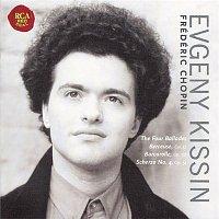 Evgeny Kissin, Frédéric Chopin – Chopin: Ballades, Berceuse, Barcarolle, Scherzo No.4