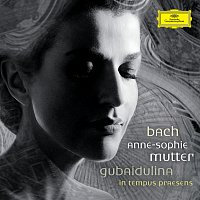 Přední strana obalu CD In tempus praesens - Bach, J.S.: Violin Concertos BWV1041 & BWV1042; Gubaidulina: Violin Concerto In tempus praesens