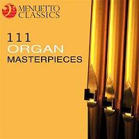 Various Artists.. – 111 Organ Masterpieces