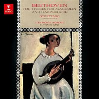 Maria Scivittaro & Robert Veyron-Lacroix – Beethoven: Pieces for Mandolin and Harpsichord, WoO 43 & 44