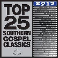 Přední strana obalu CD Top 25 Southern Gospel Classics 2013 Edition