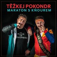 Přední strana obalu CD Maraton s kňourem