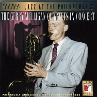 Gerry Mulligan Quartet – Gerry Mulligan Quartet In Concert