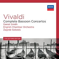 Daniel Smith, English Chamber Orchestra, Zagreb Soloists – Vivaldi: Complete Bassoon Concertos