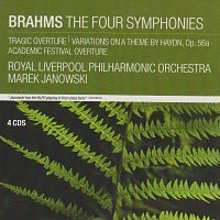 Marek Janowski, Royal Liverpool Philharmonic Orchestra – Brahms: The Four Symphonies; Tragic Overture; Variations on a Theme by Haydn, Op.56a; Academic Festival Overture