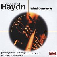 Přední strana obalu CD Haydn: Wind Concertos