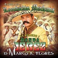 Přední strana obalu CD Tributo A La Revolucion Mexicana