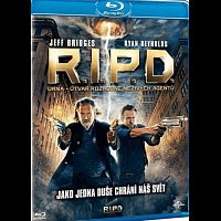 R.I.P.D. - URNA: Útvar Rozhodně Neživých Agentů