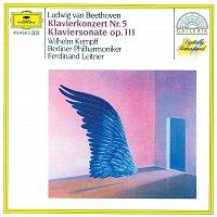Berliner Philharmoniker, Ferdinand Leitner – Beethoven: Piano Concerto No.5; Piano Sonata Op.111