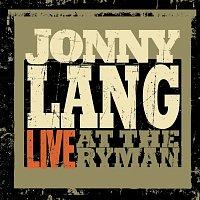 Přední strana obalu CD Live at the Ryman