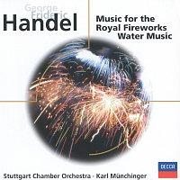 Stuttgarter Kammerorchester, Karl Munchinger – Handel: Fireworks Music; Water Music, etc.