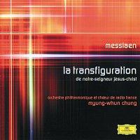 Přední strana obalu CD Messiaen: La Transfiguration de Notre-Seigneus Jésus-Christ