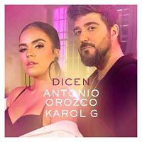 Antonio Orozco, KAROL G – Dicen