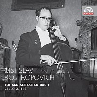 Mstislav Rostropovič – Bach: Suity pro violoncello (komplet). Russian Masters
