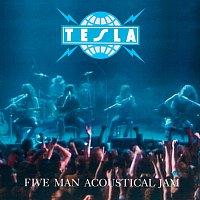 Přední strana obalu CD Five Man Acoustical Jam
