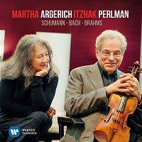 Martha Argerich, Itzhak Perlman – Perlman & Argerich play Schumann, Bach & Brahms
