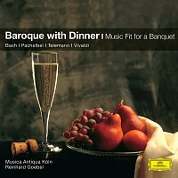 Musica Antiqua Koln, Reinhard Goebel – A Baroque Dinner Menu - Music fit for a banquet