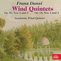 Dechové kvinteto Academia – Danzi: Dechové kvintety