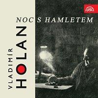 Přední strana obalu CD Holan: Noc s Hamletem