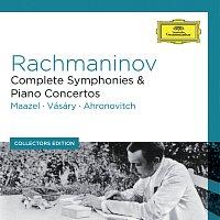 Tamás Vásáry, Yuri Ahronovitch, Lorin Maazel – Rachmaninov: Complete Symphonies & Piano Concertos [Collectors Edition]
